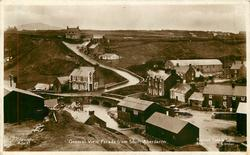 GENERAL VIEW PARADE FROM SOUTH ABERDARON