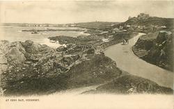 GUERNSEY, AT COBO BAY