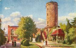 BURGHOF DES SPARENBERGES