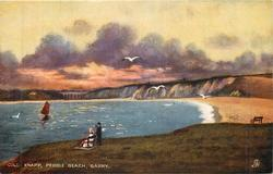 COLD KNAPP, PEBBLE BEACH