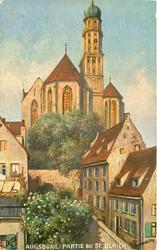 PARTIE BEI ST. ULRICH
