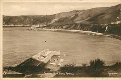 BONNE NUIT BAY, JERSEY
