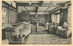 THE DRAWING ROOM, CHALETS HOTEL