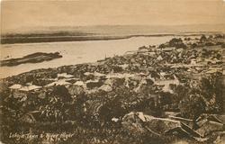 LOKOJA TOWN & RIVER NIGER