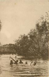 BOYS SWIMMING, PANYAM, BAUCHI PLATEAU