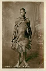 LOBENGULA'S YOUNGEST DAUGHTER