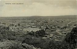GENERAL VIEW, SALISBURY
