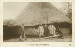 WEAVING COUNTRY CLOTHS