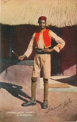 CORPORAL MAHDI KABBA, A MANDINGO