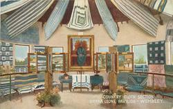 COUNTRY CLOTH SECTION, SIERRA LEONE PAVILION, WEMBLEY