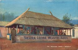 THE WEAVING BARRI - WEMBLEY