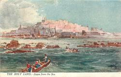 JOPPA FROM THE SEA
