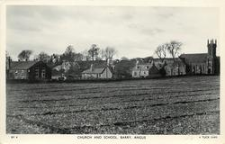 CHURCH AND SCHOOL
