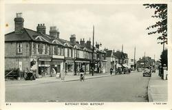 BLETCHLEY ROAD