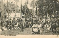 NATIVES OF RAROTONGA