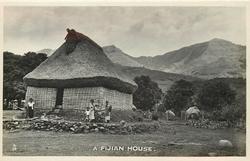 A FIJIAN HOUSE