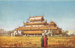 THE GOLDEN KYOUNG, MANDALAY