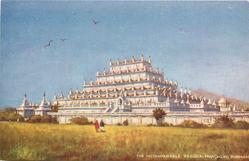 THE INCOMPARABLE PAGODA, MANDALAY
