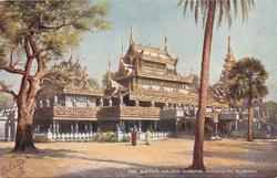 THE QUEEN'S GOLDEN KYOUNG, MANDALAY