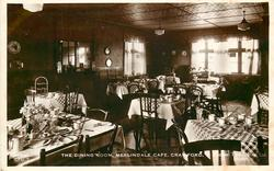THE DINING ROOM, MERLINDALE CAFE