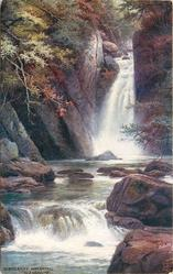 GLENGARIFF WATERFALL