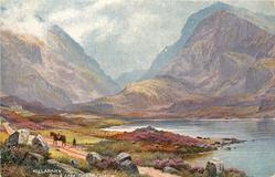 BLACK LAKE, GAP OF DUNLOE