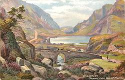 SERPENT LAKE, GAP OF DUNLOE