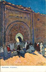 MARRAKESH, A GATEWAY