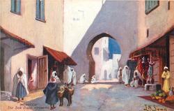 THE SOK GATE, MOGADOR