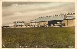 THE AIRPORT, NEWMARKET ROAD