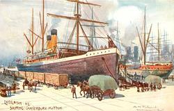 SHIPPING: CANTERBURY MUTTON