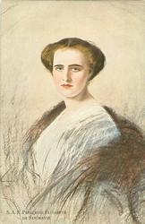 S.A.R. PRINCESSE ELISABETH DE ROUMANIE