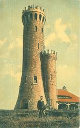AUSSICHTSTURM A. D. GR. SCHNEEBERG