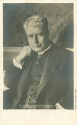 THE RIGHT HON. SIR EDMUND BARTON, G.C.M.G. P.C. PREMIER OF THE AUSTRALIAN COMMONWEALTH