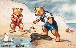TEDDY-BOYS SAILING