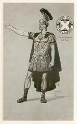 JULIUS CAESAR, B.C. 54
