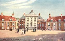 HUIS TEN BOSCH (OLD PALACE OF PEACE)