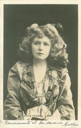 MISS MABEL LOVE