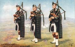 PIPERS, OLD CALEDONIANS