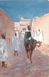STREET SCENE, AL-ARAISH