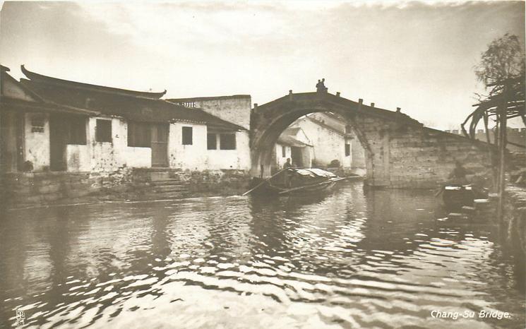 CHANG-SU BRIDGE
