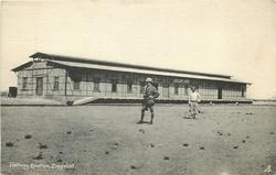 RAILWAY STATION BAGHDAD