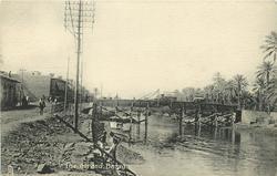 THE STRAND, BASRA  few boats