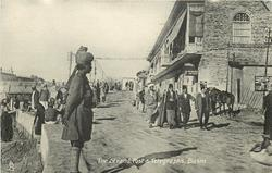 THE STRAND, POST & TELEGRAPHS, BASRA