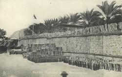 TURKISH CAPTURED SHELLS, MESOPOTAMIA