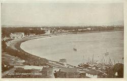 VIEW OF MALABAR HILL & CHOWPATTY