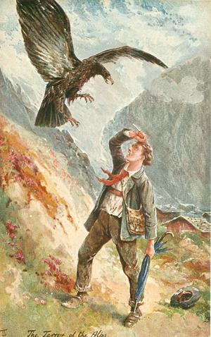THE TERROR OF THE ALPS