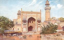 WAZIR KHAN'S MOSQUE, OUTER PART