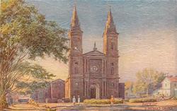ST. PATRICKS CHURCH