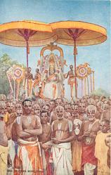 HINDU GOD PERUMAL MAHAVELLIPAM